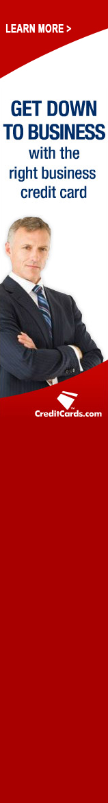 Get Down To Business with the right business credit card
